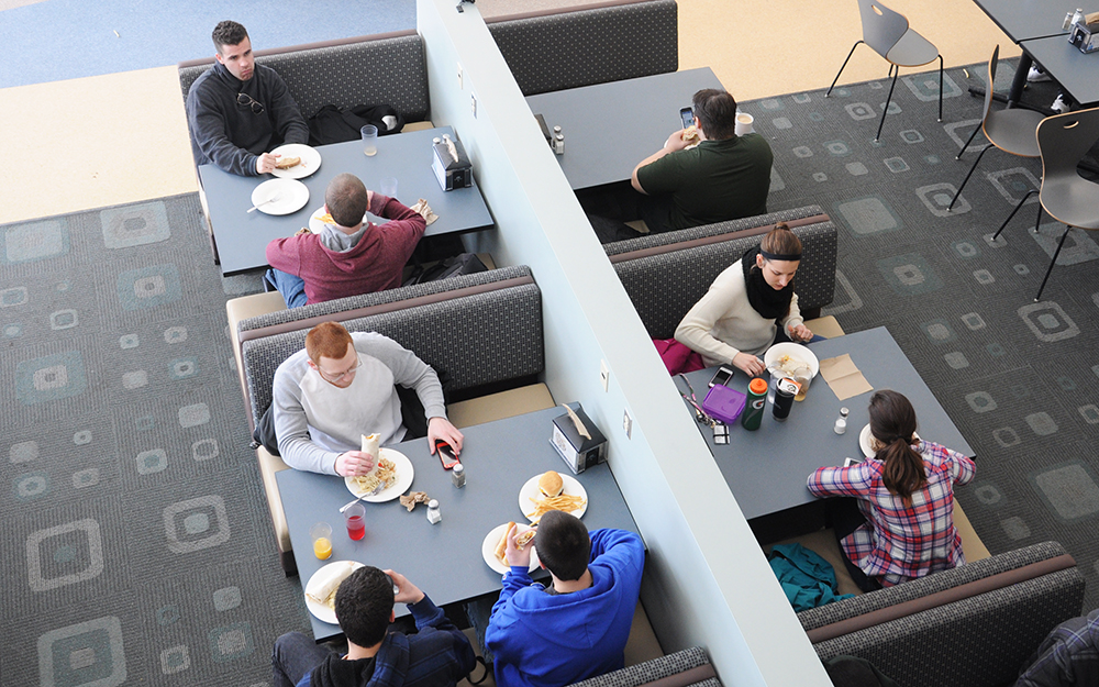 Housing & Dining | SUNY Polytechnic Institute