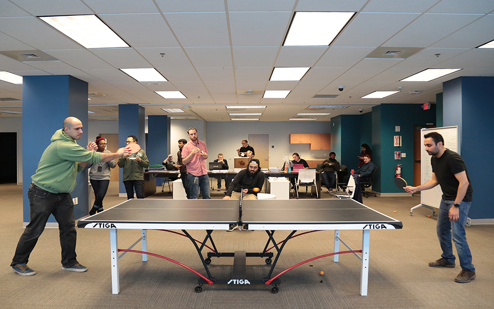 Ping Pong - game room image