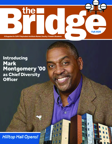 The Bridge Magazine Cover Photo