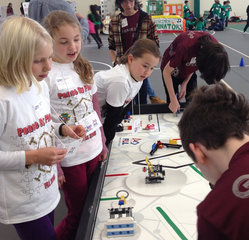 FIRST LEGO League | SUNY Polytechnic Institute