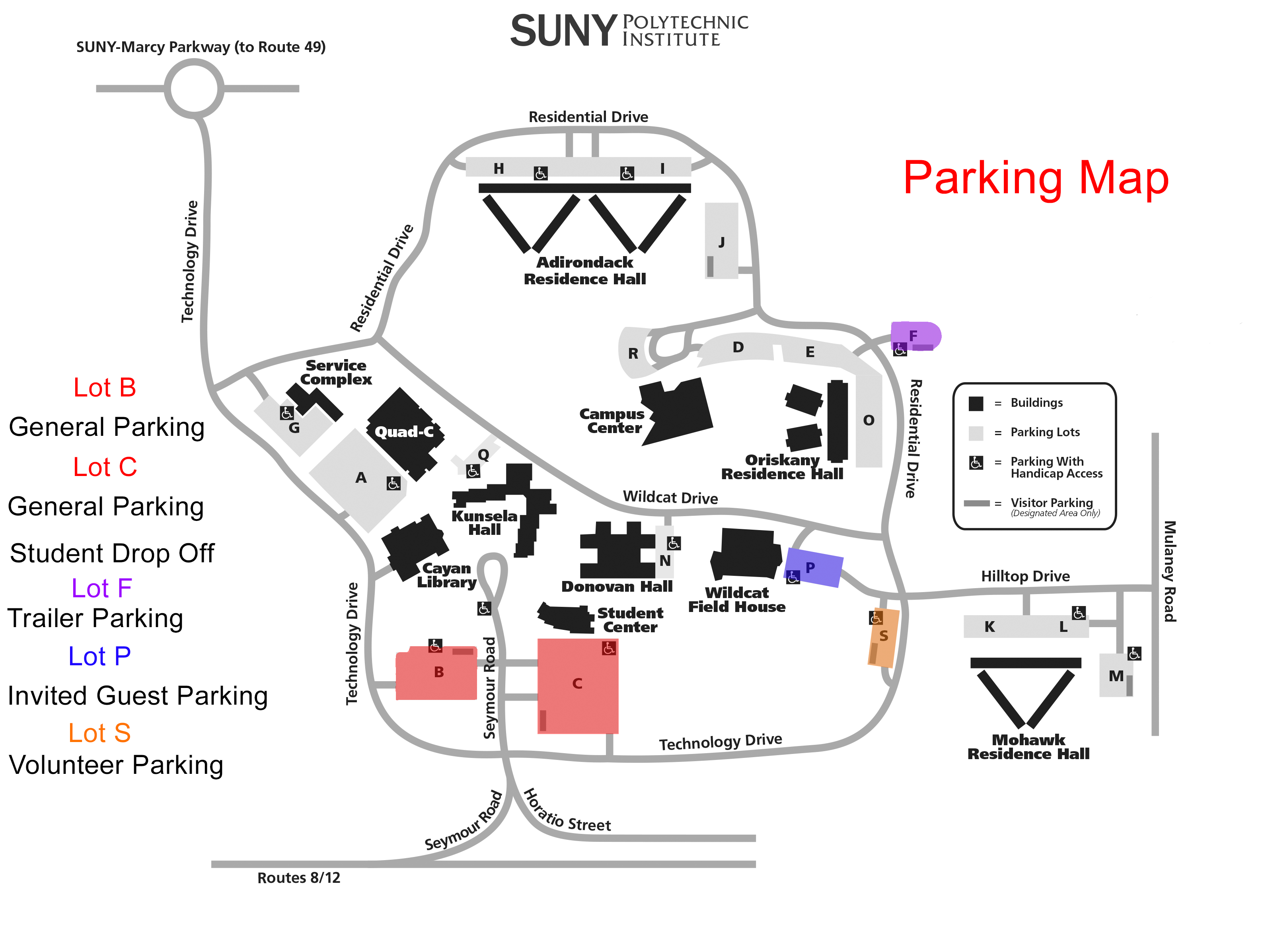 Directions and Maps | SUNY Polytechnic Insute on get directions, giving directions, compass directions, travel directions, mapquest directions, driving directions, traffic directions, scale directions,