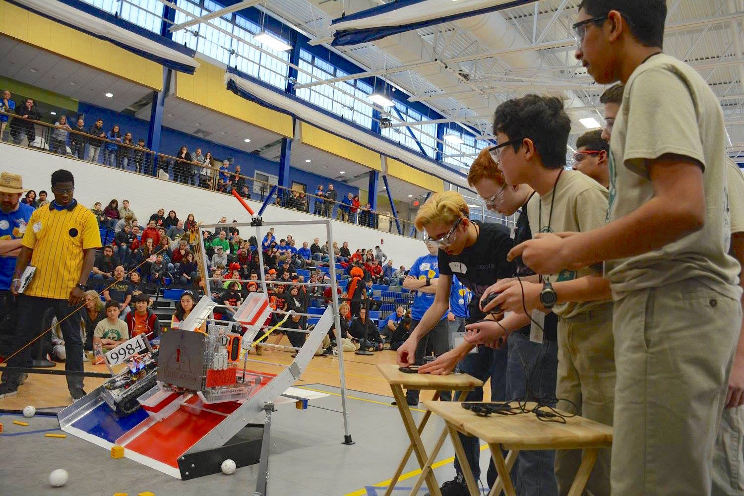 FIRST Tech Challenge | SUNY Polytechnic Institute