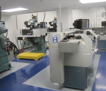 machine tools lab