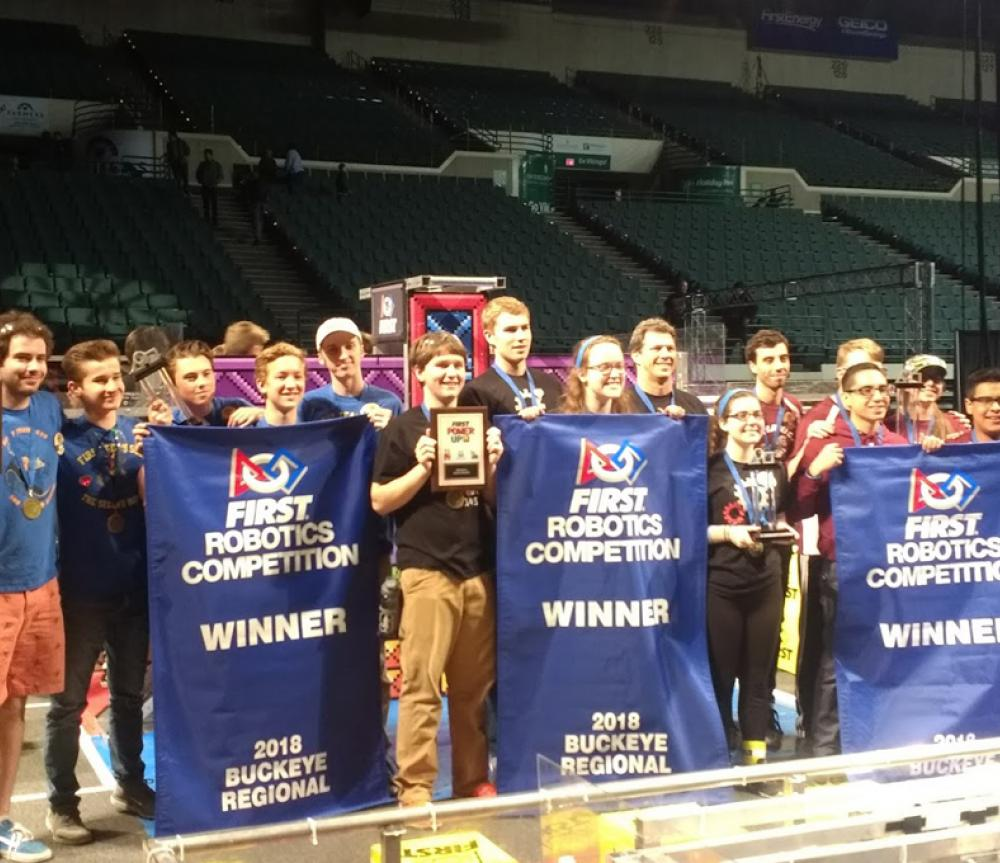 Suny Poly S Own Frc Robotics Team Earns Another Regional Win Suny