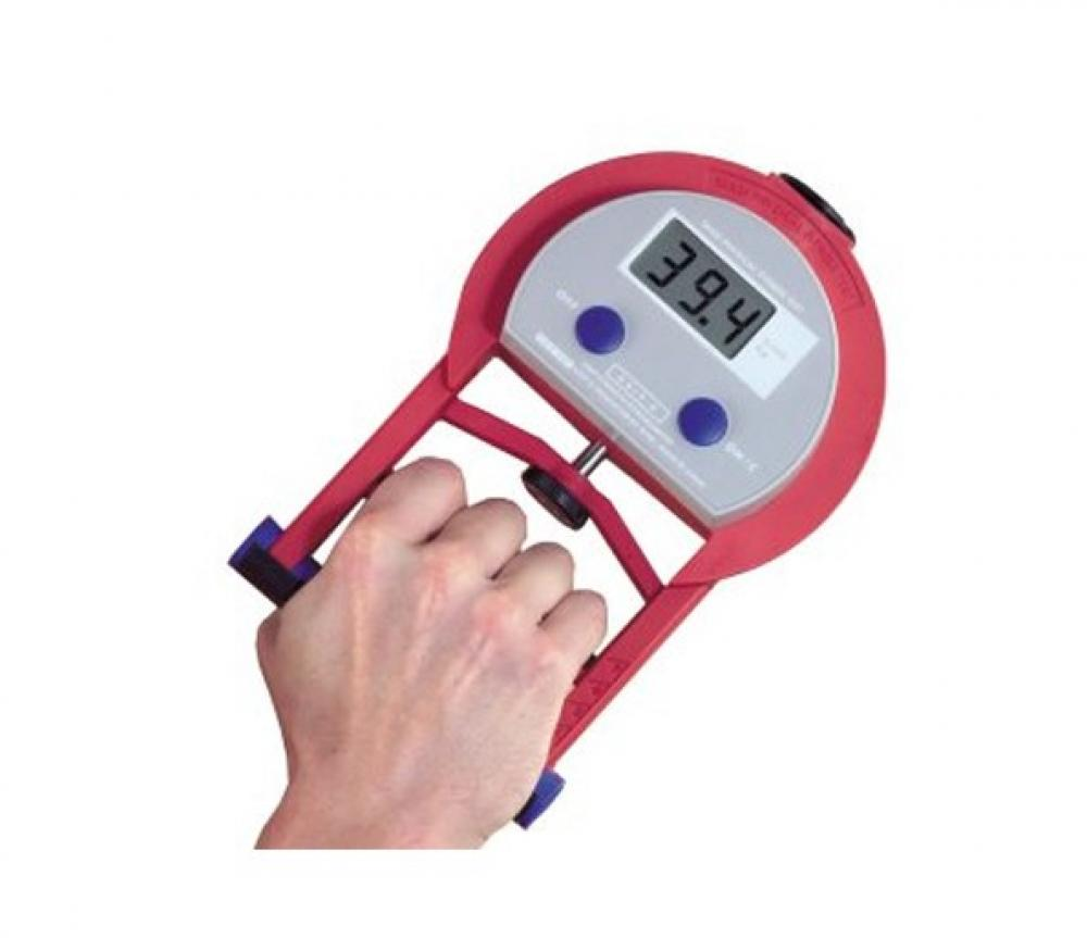 Hand Grip Dynamometer : Dr gallup s work on handgrip strength as measure of