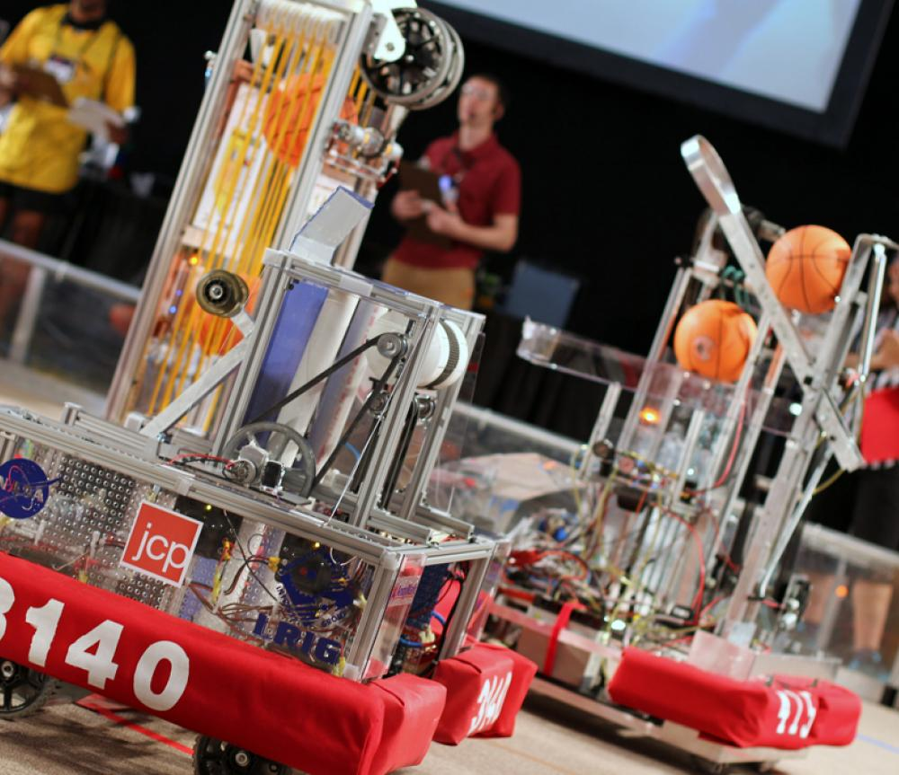 Cny First Robotics Competition Returning To Suny Poly In 2019 Suny