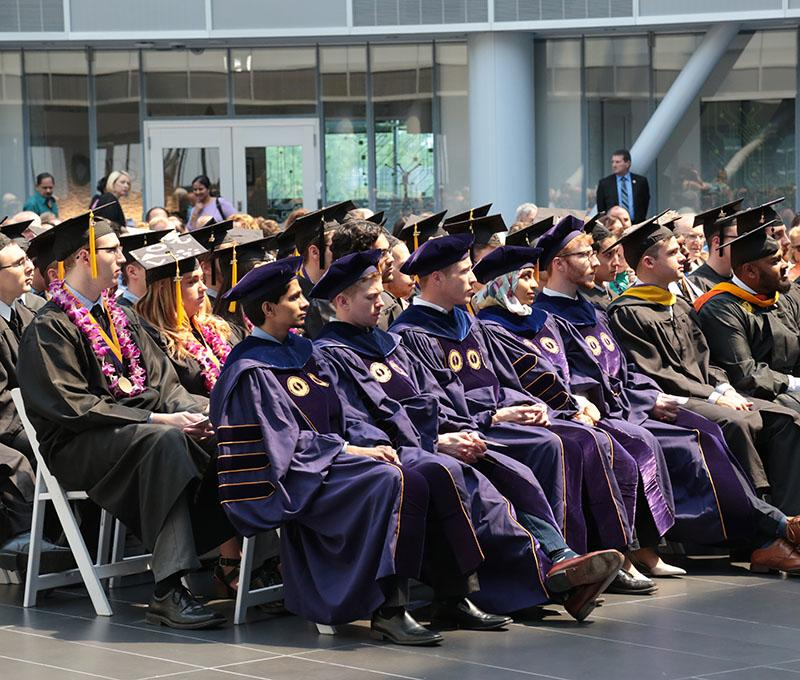 SUNY Poly's Albany Campus Spring 2017 Commencement Ceremony