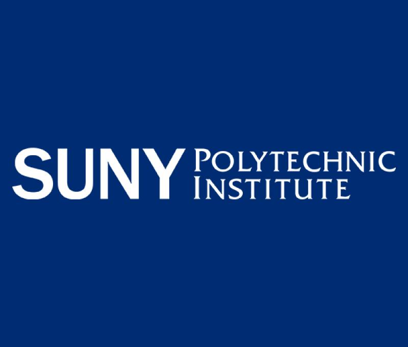 Blue SUNY Poly Logo